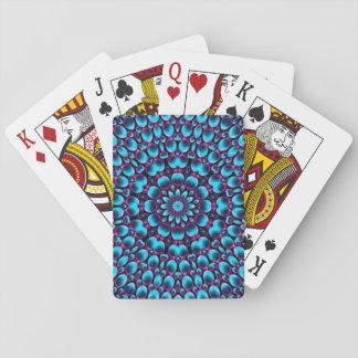 De Kleurrijke Speelkaarten van de paarse Pijper