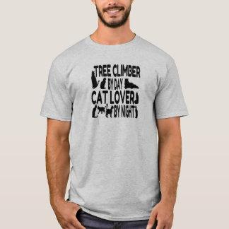 De Klimmer van de boom houdt van Katten T Shirt