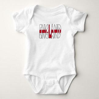 De Klimplant van het Baby van Engeland Shirts