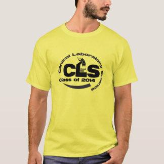 De klinische Klasse van de Wetenschap van het T Shirt