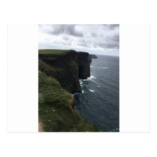 De klippen van Moher Briefkaart