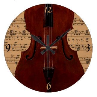 De klok - Dubbele Baarzen met muziek - plukt uw