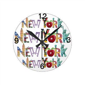 De Klok van de Muur van New York