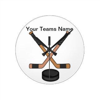 De Klok van het hockey