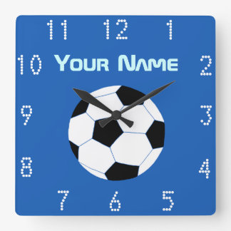 De Klok van het voetbal: Het Voetbal van de marine
