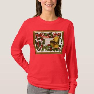 De klokken van de hulst en van Kerstmis T Shirt