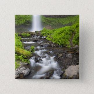 De Kloof van de Rivier van de V.S., Oregon, Vierkante Button 5,1 Cm