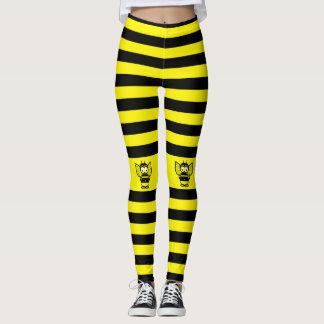 De Knieën van bijen Leggings