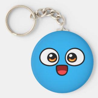 De Knoop Keychain van het boe-geroep Sleutelhanger