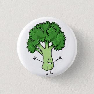 De Knoop van broccoli Ronde Button 3,2 Cm