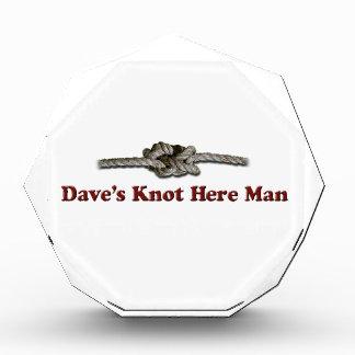 De Knoop van Dave bemant hier - multi-Producten Acryl Prijs