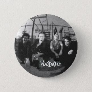 De Knoop van de Band van het voodoo Ronde Button 5,7 Cm