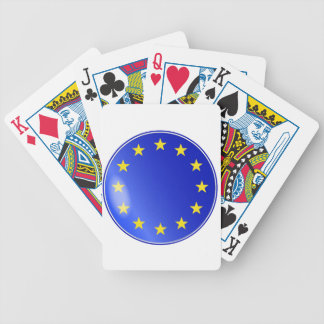 De Knoop van de EU Poker Kaarten