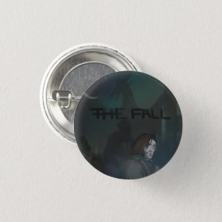 De knoop van de Herfst Ronde Button 3,2 Cm