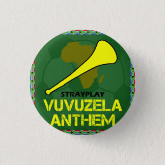De Knoop van de Hymne van Vuvuzela (SML) Ronde Button 3,2 Cm