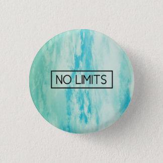 De knoop van de inspiratie ronde button 3,2 cm