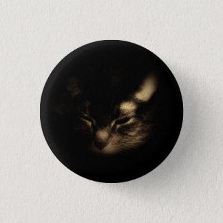 De Knoop van de kat Ronde Button 3,2 Cm