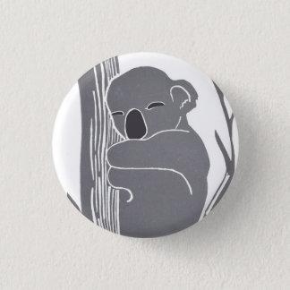 De Knoop van de Koala van de slaap Ronde Button 3,2 Cm