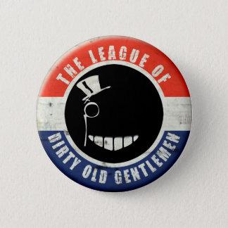 De Knoop van de liga Ronde Button 5,7 Cm