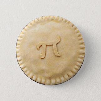 De knoop van de Pastei van Pi Ronde Button 5,7 Cm