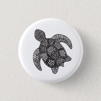 De Knoop van de Schildpad van het zee Ronde Button 3,2 Cm