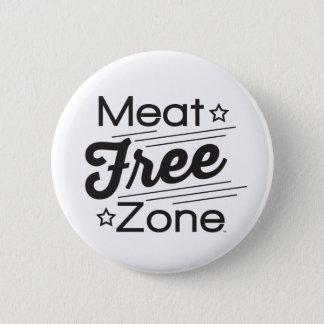 De Knoop van de Vrije Streek van het vlees Ronde Button 5,7 Cm