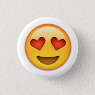 De Knoop van Emoji Ronde Button 3,2 Cm
