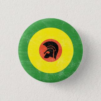 De Knoop van het Doel van Mod. van Jamaïca Ronde Button 3,2 Cm