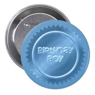 De Knoop van het feestvarken Ronde Button 7,6 Cm