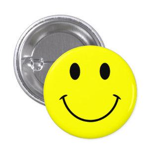 De Knoop van het Gezicht van Smiley Button