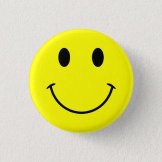 De Knoop van het Gezicht van Smiley Ronde Button 3,2 Cm