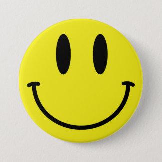 De Knoop van het Gezicht van Smiley Ronde Button 7,6 Cm