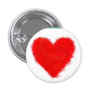 De Knoop van het hart Ronde Button 3,2 Cm