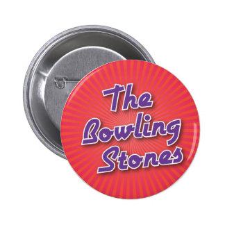 De Knoop van het kegelen: De stenen van het Kegele Ronde Button 5,7 Cm