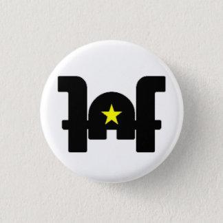 De Knoop van het logo Ronde Button 3,2 Cm