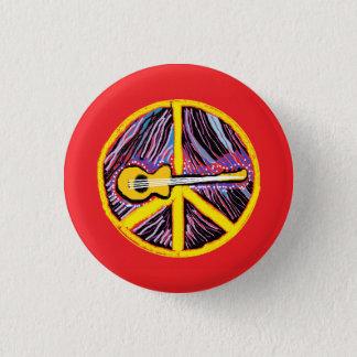 De Knoop van het Teken van de vrede Ronde Button 3,2 Cm