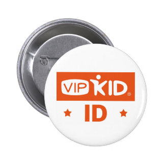 De Knoop van Idaho VIPKID Ronde Button 5,7 Cm