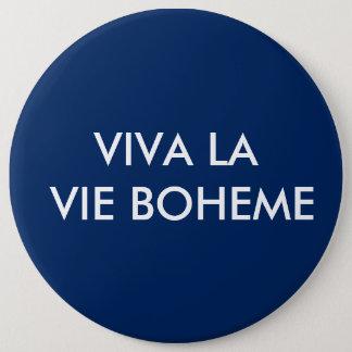 De Knoop van La Vie Boheme van Viva Ronde Button 6,0 Cm