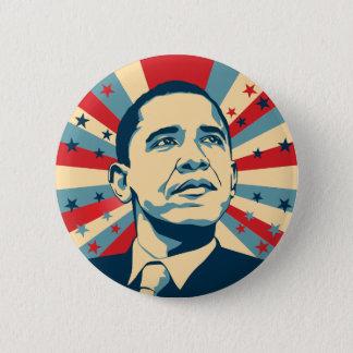 De Knoop van Obama Pinback van Barack Ronde Button 5,7 Cm