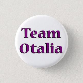 De Knoop van Otalia van het team 1 1/4 duim Ronde Button 3,2 Cm