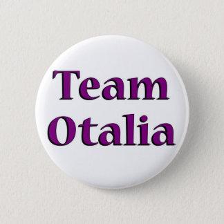 De knoop van Otalia van het team Ronde Button 5,7 Cm