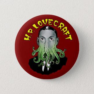 De Knoop van P.K. Lovecraft Ronde Button 5,7 Cm
