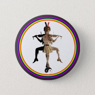 De Knoop van Thoth Ronde Button 5,7 Cm