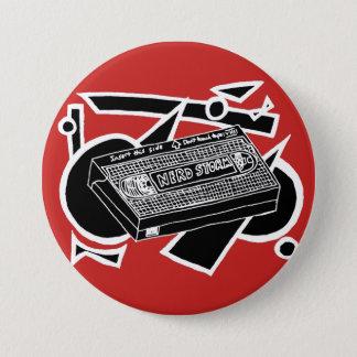 De Knoop van VHS Ronde Button 7,6 Cm