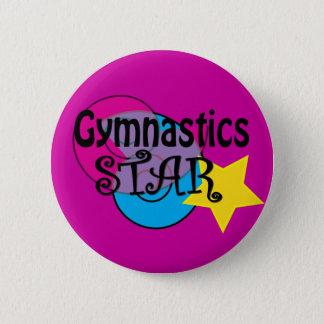 De Knopen van de gymnastiek voor Turners Ronde Button 5,7 Cm