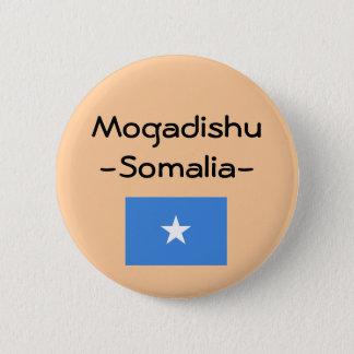 De Knopen van Somalië Ronde Button 5,7 Cm