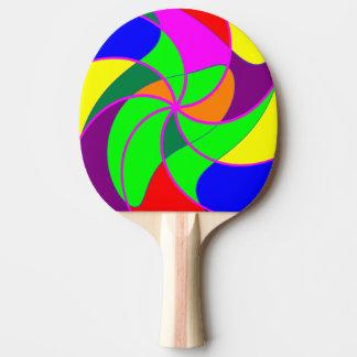 De Knuppel/de Peddel van het pingpong - de Draaien Tafeltennis Bat