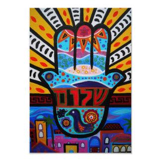 De Knuppel Mitzvah RSVP van de bar Kaart