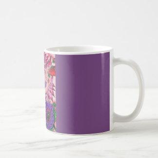 De Knuppel van de Papaver van de dahlia Koffiemok