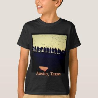 De Knuppels van de Brug van de Weg van het congres T Shirt